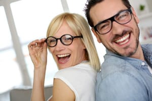 Kredit für eine neue Brille